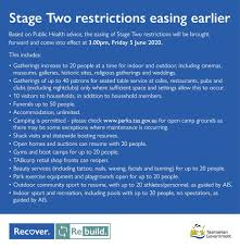 Victoria's concerning rise in coronavirus cases this week had authorities vigilant as the next step to ease restrictions looms. Coronavirus Covid 19 Advice Cota Tasmania
