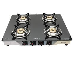 Gas Cooktop Glass Prestige Gtm03l 3 Burner Glass Manual Gas Stove For Rs3899