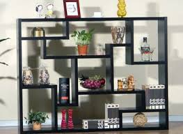 shelf for living room. living room : wooden shelf decorating with boxes for