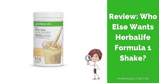 herbalife formula 1 review how to lose weight with this shake