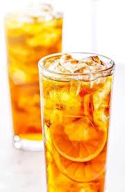 Sweet Lemon Iced Tea Errens Kitchen
