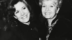 debbie reynolds and carrie fisher. Beautiful Reynolds Debbie Reynolds Carrie Fisher Dead With And E