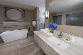 Hotel Bathroom Designs Intercontinentalmiamipresidential Suite V Starr Interiors