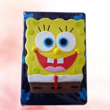 Spongebob Cake 7 Birthday Cakes In Abu Dhabi Wedding Cakes In