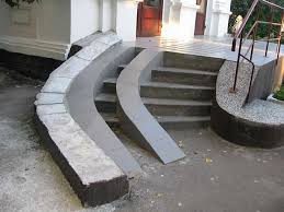 wheelchair ramp lots going on here bad ramp design and there isn t a way for