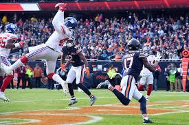 Chicago Bears 19 New York Giants 14 Big Blue Interactive