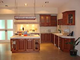 Cherry Wood Kitchen Cabinets Wood Kitchen Cabinets Traditional Light Wood Kitchen