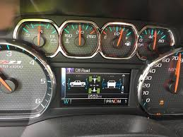 Stabilitrak Light On Silverado 2016 Chevrolet Silverado 2500 Service Stabilitrak Message