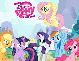 My Little Pony Personality Chart Which My Little Pony Are You Quiz Zimbio