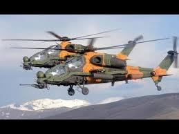 Savaş Helikopteri Boyutları Attack Helicopter Size Comparison