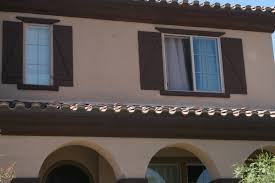SPRUCE UP YOUR WINDOWS WITH SHUTTERS Realm Of Design Inc - Shutters window exterior