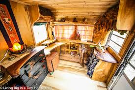 Small Picture Caravan Converted Into Stunning Tiny House For Only