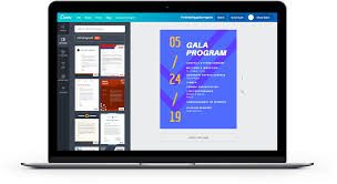 Souvenir Booklet Template Download Free Online Event Program Maker Design A Custom Event Program Canva