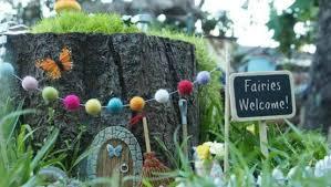 fariy garden. Stump Fairy Garden By Donni Webber Fariy E