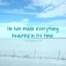 Bible Quote About Beauty Best of Ecclesiastes Bible Quote About Beauty Bible Verses Pinterest