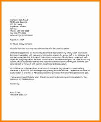 Sample Employment Letters Of Recommendation 7 Employee Letter Of Recommendation Template This Is Charlietrotter