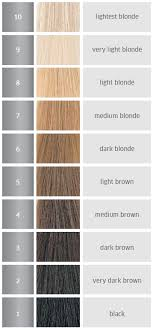 Base Haircolor Im Either 5 Or 6 Wella 6nn Seems To Be An