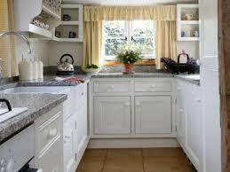 traditional white kitchen ideas. Small White Traditional Kitchen With Granite Ideas