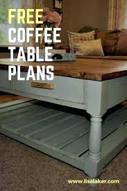 lift top coffee table plans free woodworking coffee table plans free coffee table plans lift top