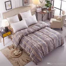 luxury natural 95 goose down comforter soft warm queen king size high quality quilt duvet hypo allergenic bedroom four seasons goose down comforter high