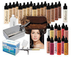 airbrush makeup kits