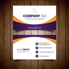 Card Design Template Business Card Template Design Creative Photoshop Business