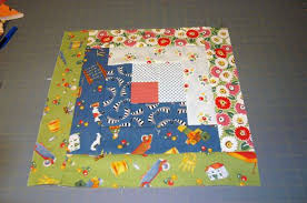 Log Cabin Quilt Patterns Enchanting Easy Log Cabin Quilt Block Pattern