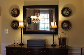 dining room wall decor with mirror. Full Size Of House:mirror On Dining Room Wall Decor With Intended For Decorating Ideas Mirror M