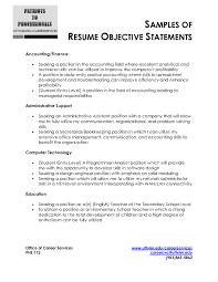Resume Profile Samples Resume Sample Profile Statement New Confortable Resume Profile 71