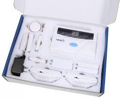 wireless home security alarm system diy