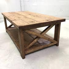 farmhouse coffee table farmhouse coffee table diy chunky farmhouse coffee table