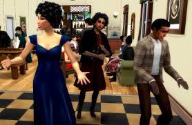 sims 4 dancing Tumblr posts - Tumbral.com