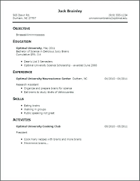 Resume For Teens Adorable Teenage Resume Examples How To Write A Resume Teenager Classy Resume