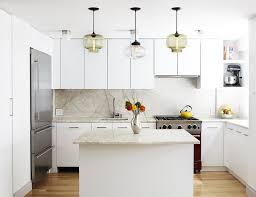 modern white kitchen island. Mix \u0026 Match Kitchen Island Modern Lighting White