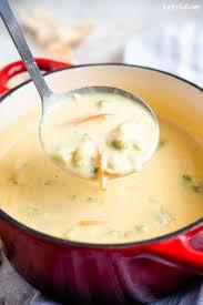 broccoli cheddar soup panera copycat