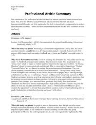Reference Apa Format