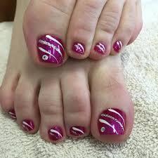22+ Fall Toe Nail Art Designs, Ideas   Design Trends - Premium PSD ...