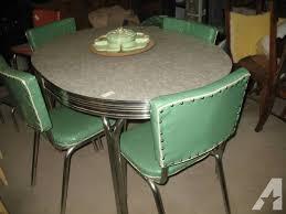 retro kitchen dinette sets photo  8