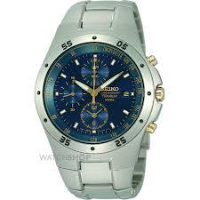 "men s seiko titanium chronograph watch snd449p1 watch shop comâ""¢ mens seiko titanium chronograph watch snd449p1"