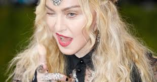 Madonna Asks Which Of Donald Trump s Sons Is The Bigger P y In.