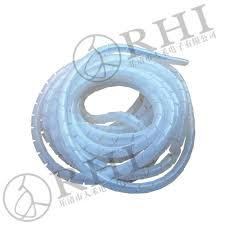 wiring harness soft covers dip molding battery connector accessories rohs pe spiral wire wrapping band