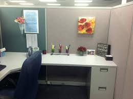 cute office desk decorating ideas cubicle classy interior design full size