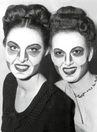 makeup developed in the 1940s by max factor jr for black and white television previously makeup developed for panchromatic film had also been used for