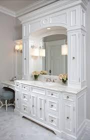 Bathroom Vanity Ideas intended for Bathroom Cabinets Ideas Designs