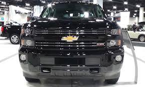 2015-chevy-silverado-hd-custom-sport-grille - The Fast Lane Truck