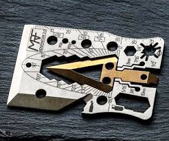 The wilderness survival card is a set of tools and devices that are a game changer for somebody in a survival scenario. Adventur 3 0 Survival Card