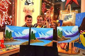 paint monkey 26 photos 13 reviews paint sip 4020 butler st lawrenceville pittsburgh pa phone number yelp