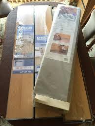 beech floormaster aqualoc laminate flooring unused 5 packs over 7 sqm 10