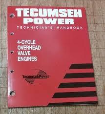 740043 695244a Manual Over Head Valve Ohv Repair Tecumseh Genuine 670039529003 Ebay