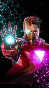 Avengers Endgame Tony Stark Iron Man ...